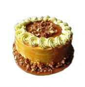 Butterscotch Cake 002
